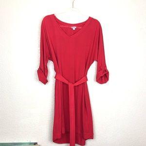 Splendid Red Dress sz XL